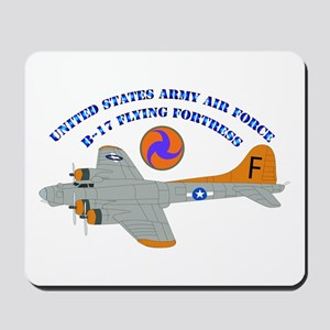 USAAF - B-17 Flying Fortress Mousepad