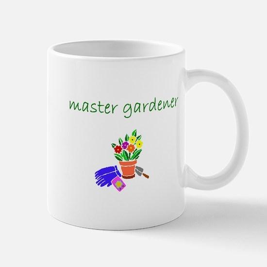 master gardener.bmp Mug