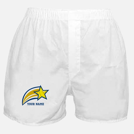 Personalized Name Boxer Shorts