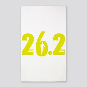 26.2 run 3'x5' Area Rug