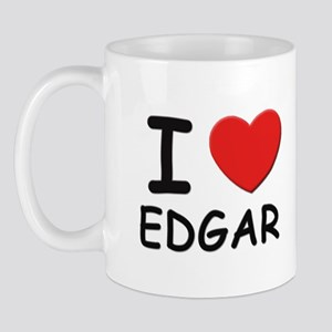 I love Edgar Mug