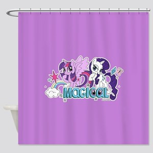 MLP Magical Shower Curtain
