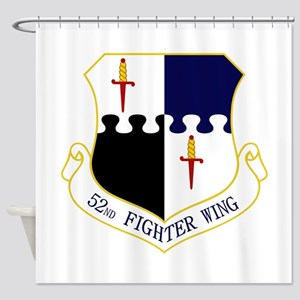 52nd FW Shower Curtain
