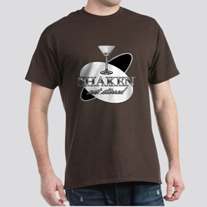 Shaken not Stirred Dark T-Shirt