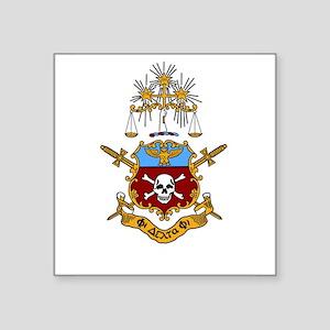 Logo Crest Sticker