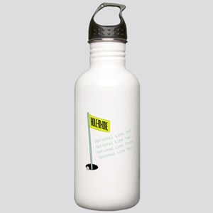 Golf Hole in One Stainless Water Bottle 1.0L