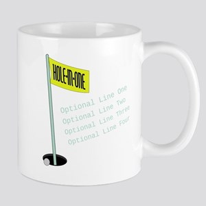Golf Hole in One Mug