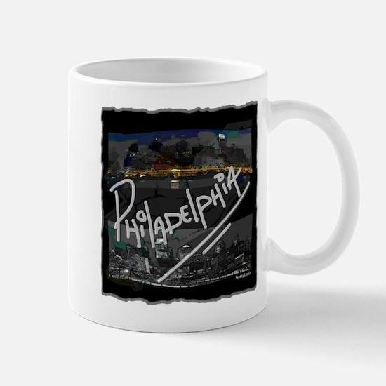 philadelphia Small Mug