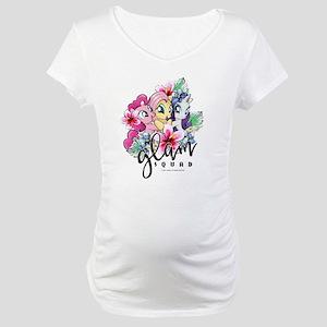 MLP-GlamSquad Maternity T-Shirt