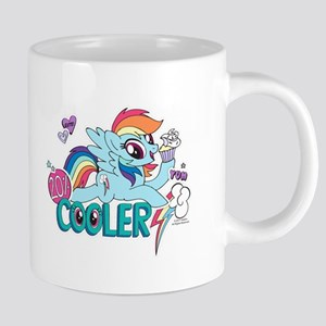 MLP Rainbow Dash Cooler Mugs