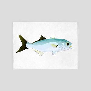 Bluefish 5'x7'Area Rug