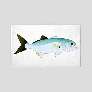 Bluefish 3'x5' Area Rug