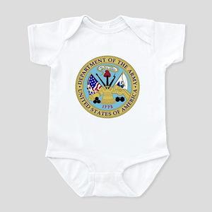 Army Emblem Infant Bodysuit
