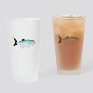 Bluefish Drinking Glass