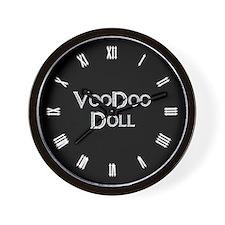 voodoo-doll_cl Wall Clock