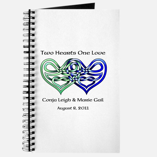 Two Hearts Journal