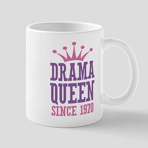Drama Queen Since 1970 Mug