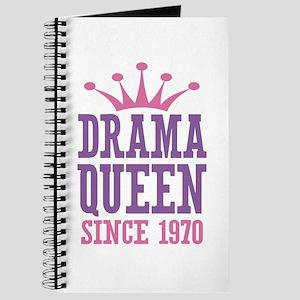 Drama Queen Since 1970 Journal