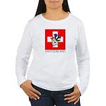Alpine flowers Women's Long Sleeve T-Shirt