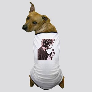 Cat Music Style Dog T-Shirt