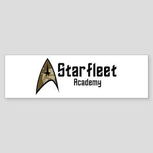 Starfleet Academy Bumper Sticker