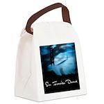 Canvas Lunch Bag - San Francisco Dreams