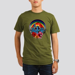 My Little Pony Rainbow Dash Flowers T-Shirt
