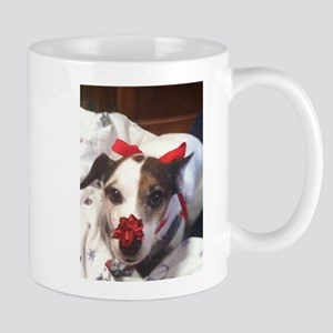 Gromit Dressed As A Gift! Mugs