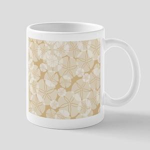 SAND DOLLAR COLLAGE Mug