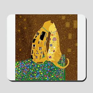 Klimt's Kats Mousepad