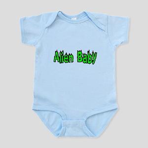 Alien Baby 2 Body Suit