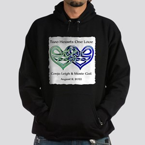 Two Hearts Hoodie