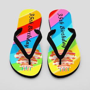 35 YRS OLD Flip Flops