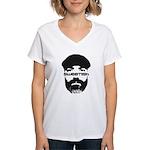 sweetish women's v-neck t-shirt