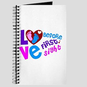 Cute Love Before First Sight Journal