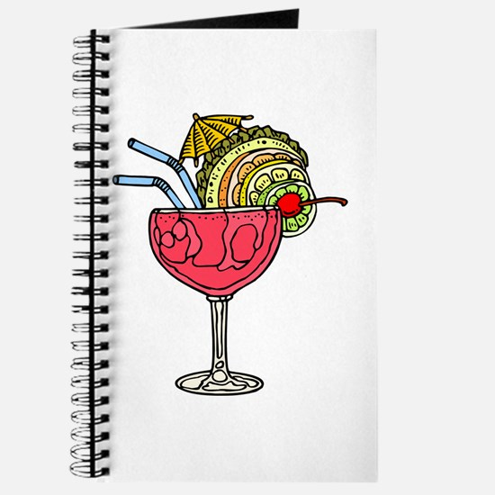 PINK FRUITY DRINK Journal
