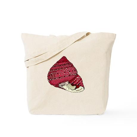 PINK SEASHELL Tote Bag