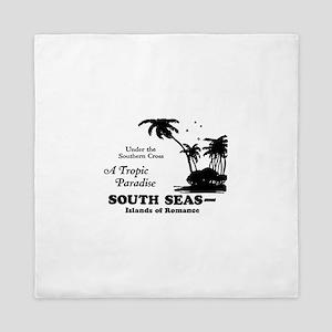 SOUTH SEAS Queen Duvet
