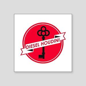 Diesel Houdini Sticker