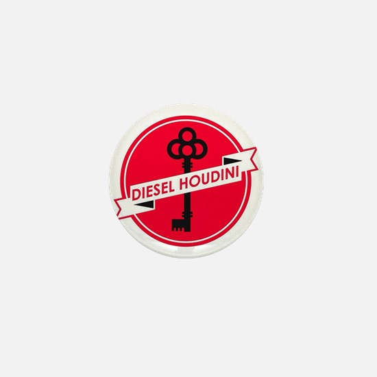 Diesel Houdini Mini Button