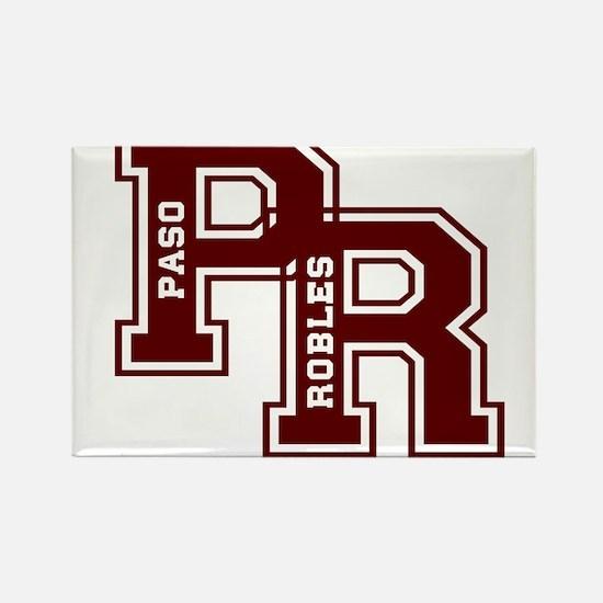 PR paso robles Rectangle Magnet