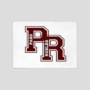 PR paso robles 5'x7'Area Rug