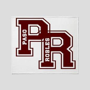 PR paso robles Throw Blanket