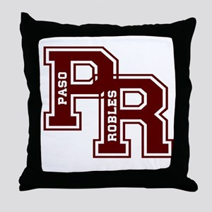 PR paso robles Throw Pillow