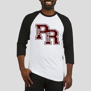 PR paso robles Baseball Jersey