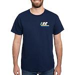 R-Sport front, 850race back Dark T-Shirt