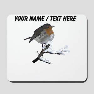Custom Robin Mousepad