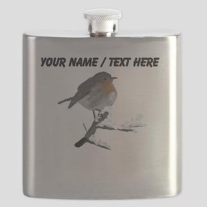 Custom Robin Flask