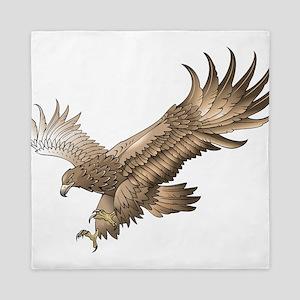 Soaring Eagle Queen Duvet