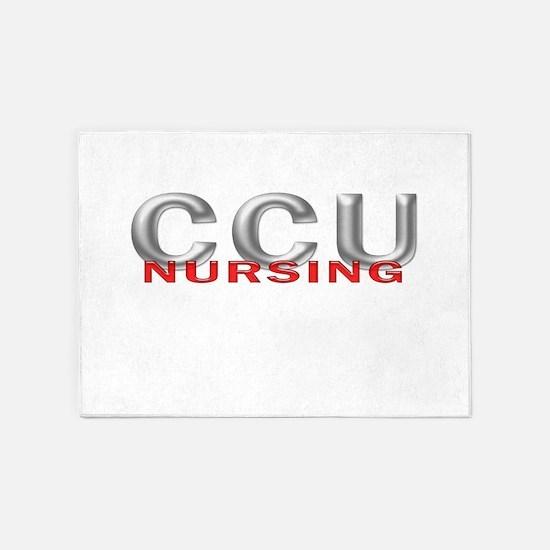 CCU Nursing 5'x7'Area Rug